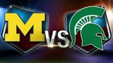 Spartans, Wolverines flying high ahead of big rivalry game