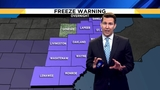 Metro Detroit weather forecast: Freeze warning takes effect overnight