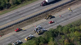 I-75 reopens between 12 Mile and 14 Mile after downed power line