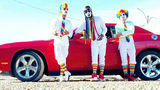 Detroit group 'Fresh the Clowns' inspires kids, becomes global viral sensation