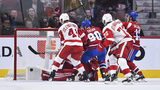 Drouin, Tatar lead Canadiens in 7-3 win over Red Wings
