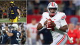 Re-ranking every Big Ten starting quarterback at midway point of season