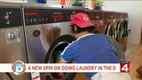 Tati visits the unique place in the D that puts a new spin on doing laundry