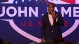 Stars stump for Michigan Senate candidate John James in Pontiac