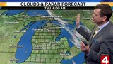 SE Michigan weather: Sunshine with lows in 50s on Thursday