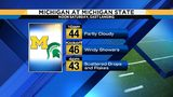 Michigan-MSU football weather forecast: Chance of on-and-off showers&hellip&#x3b;