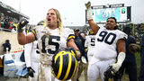 Michigan football eyes 10th straight victory in final home game against Indiana