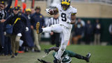 Top 10 plays from Michigan football's seven-game winning streak