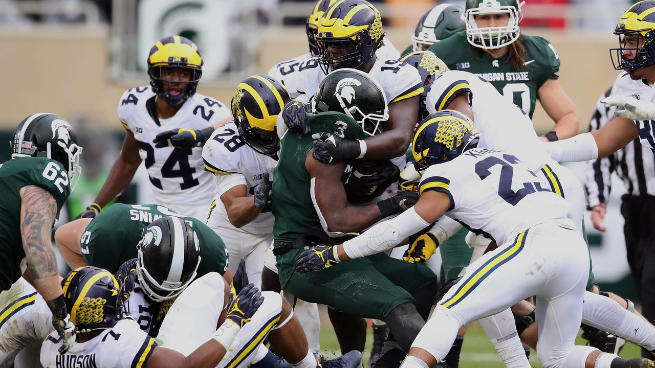 Michigan-Michigan State rivalry has turned into one of best