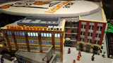 LEGO replica of Little Caesars Arena unveiled during Red Wings game