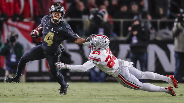 Purdue football vs. Nevada: Time, TV schedule, game preview, score