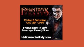 Phantom's Feast Contest Rules