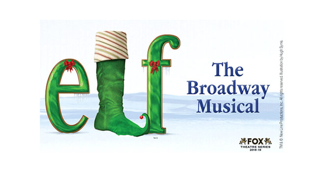 It's a Local 4 Free Friday! Elf the Musical Rules