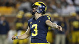 Who should kick field goals for Michigan football against Ohio State?