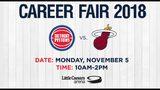 Pistons hosting career fair for military members & veterans