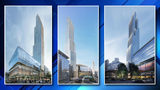 Skyscraper at Detroit's old Hudson's site: Official renderings, building&hellip&#x3b;