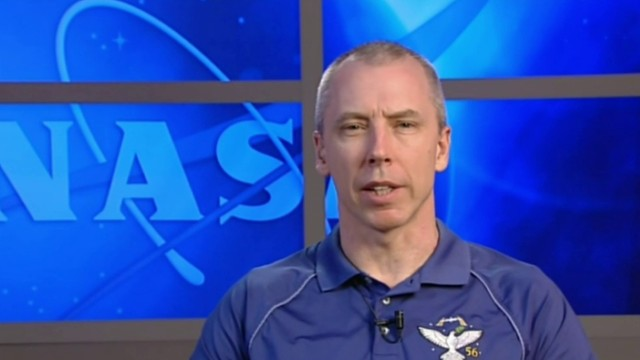 Astronaut Drew Feustel speaks with Local 4 days after returning to Houston