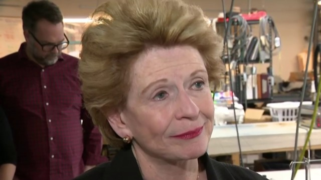 Sen. Debbie Stabenow stumps in Detroit during final week of campaigning