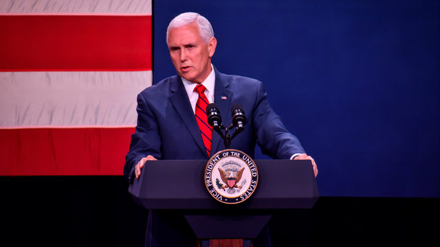 VP Mike Pence is coming to Detroit on Wednesday