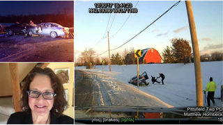 Lawsuit: Pittsfield Township officers let 'super drunk' driver back on&hellip&#x3b;