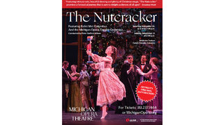 It's a Local 4 Free Friday! The Nutcracker Rules