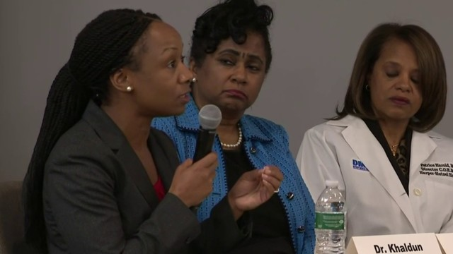 Detroit Medical Center host discussion addressing premature birth report card