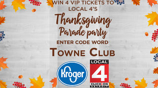 Kroger Thanksgiving Day Parade Contest Rules