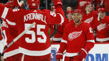 Detroit Red Wings beat Devils 4-3 with 2 short-handed goals in 3rd