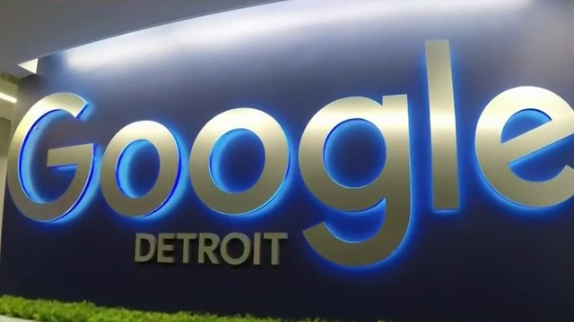 Google opens new Detroit office