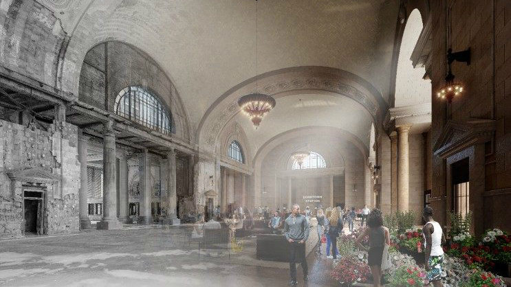 College Station Ford >> Ford picks architectural, construction partners for Michigan...