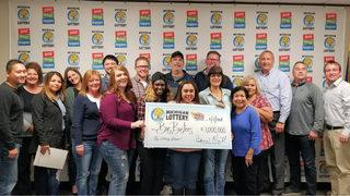 Michigan Lottery: 21-member club wins $1M Mega Millions prize