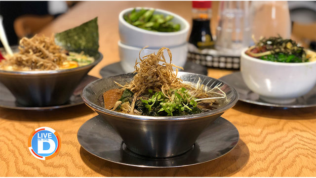Dine in the D: Win a Gift Card to Urban Ramen Rules