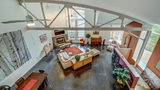 Take a look inside this stylish industrial condo in Ann Arbor
