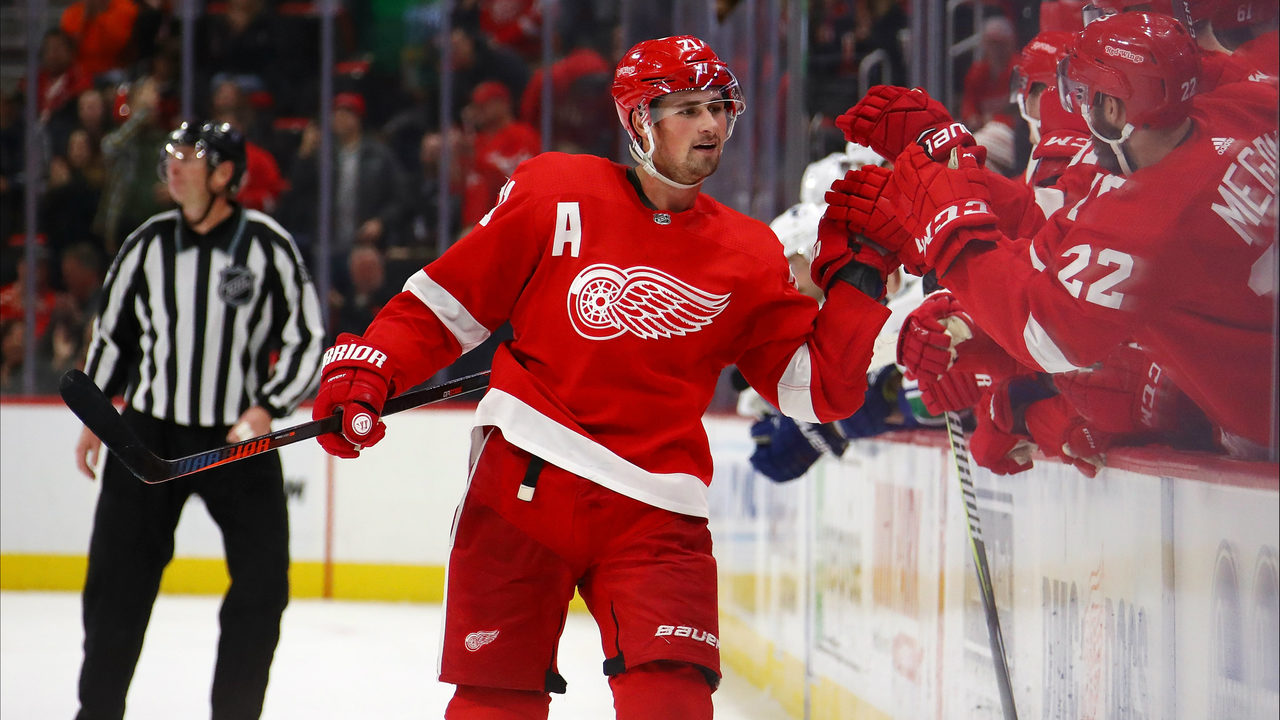 Here's how the Red Wings have avoided complete disaster and started winning