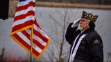 Ceremony at Great Lakes National Cemetery in Holly honors veterans