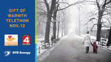 Local 4 partners with THAW, DTE for Gift of Warmth Telethon
