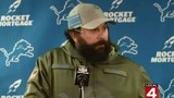 Lions' Matt Patricia, Matt Stafford discuss loss to Bears