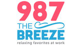 'The Breeze' replaces Detroit's 98.7 AMP radio station in format switch