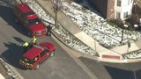 Crews work on gas main break in Novi