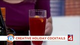 These creative holiday cocktails will be the talk of your party!