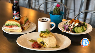 Dine in the D: Win a Gift Card To Mae's Rules