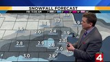Snow returns to Metro Detroit: 1-3 inches possible by Thursday afternoon