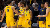 Michigan basketball routs No. 8 Villanova in national championship rematch