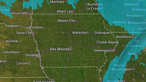 24-hour Snowfall | Weather Center | ClickOnDetroit | WDIV Local 4