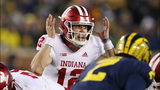 Michigan Wolverines beat Indiana Hoosiers in final home game of season