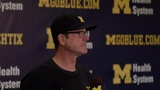 WATCH: Jim Harbaugh Monday press conference before Michigan-Ohio State game