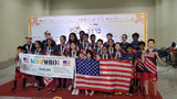 Ann Arbor students take first place at the World Robot Olympiad in Thailand