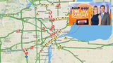 LISTEN LIVE: Metro Detroit traffic conditions, alerts, updates