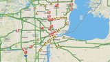 LIVE UPDATES: Metro Detroit traffic conditions, alerts, updates
