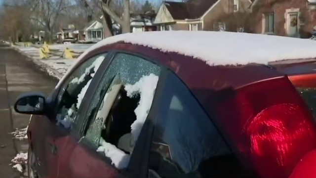 Cars shot up with BB guns in Harper Woods